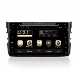 Autoradio GPS Android 8.0 Toyota Corolla (2006-2011)