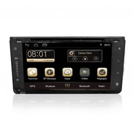Autoradio GPS Android 8.0 Toyota Hilux
