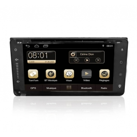 Autoradio GPS Android 8.0 Toyota Land Cruiser