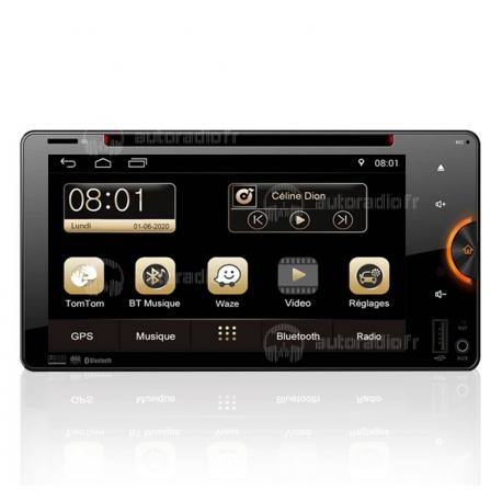 Autoradio GPS Android 8.0 Toyota Corolla