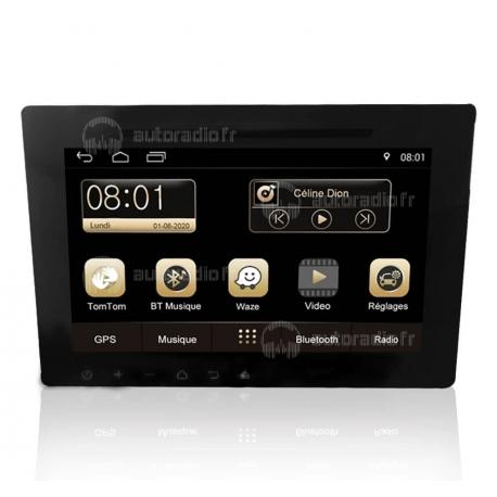 Autoradio GPS Android 8.0 Toyota Hilux 2017