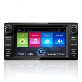 Autoradio GPS Android 7.1 Mitsubishi Outlander 2013