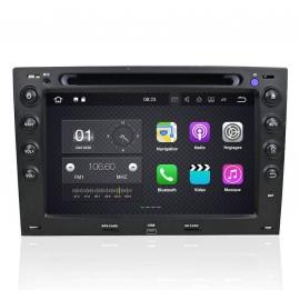 Autoradio GPS Android 7.1 Renault Megane (2003-2009)