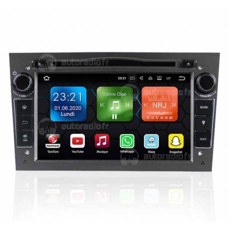 Autoradio GPS Android 8.0 Opel Vectra C (2004-2017)