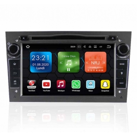 Autoradio GPS Android 8.0 Opel Vivaro (2006-2017)