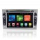 Autoradio GPS Android 8.0 Opel Tigra TwinTop (2004-2017)