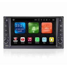 Autoradio GPS Android 8.0 Toyota Hilux (2001-2011)