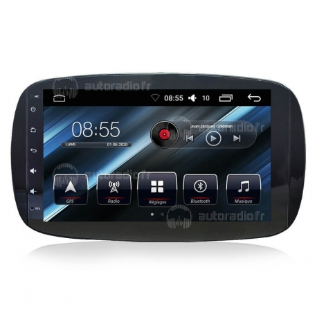 Autoradio GPS Android 6.0 Mercedes Smart (2015-2016)