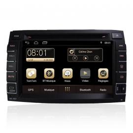 Autoradio GPS Android 8.0 Kia Sorento 2011