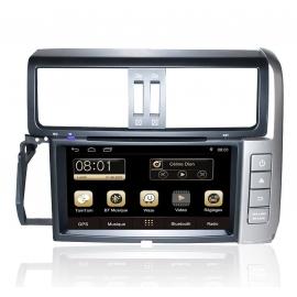 Autoradio GPS Android 7.1 Toyota Prado (2010-2013)