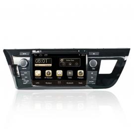 Autoradio GPS Android 7.1 Toyota Levin 2014