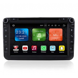Autoradio GPS Android 8.0 Seat Altea (2004-2017)