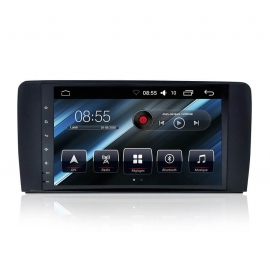Autoradio GPS Android 6.0 Mercedes Classe R sans DVD