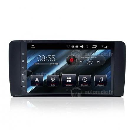 Autoradio GPS Android 6.0 Mercedes Classe R sans DVD