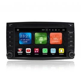 Autoradio GPS Android 8.0 Mercedes Vito (2006-2017)
