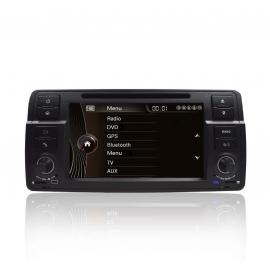 Autoradio GPS BMW E46 (1998-2006)