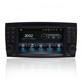Autoradio GPS Mercedes clk (1998-2006)