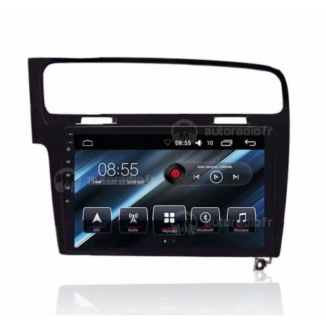 Autoradio GPS Android 6.0 Volkswagen Golf 7 (2013-2015)