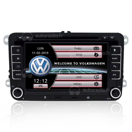 Autoradio GPS VW Passat CC (2008-2013)