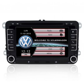 Autoradio GPS VW Caddy (2004-2012)