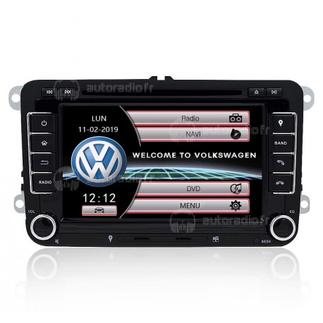 Autoradio GPS VW Amarok (2010-2014)