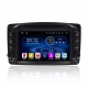 Autoradio GPS Android 8.0 Mercedes G-Classe W463 (1998-2006)
