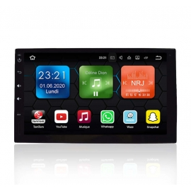 Autoradio GPS 2 DIN Android 8.0