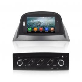 Autoradio GPS Android 8.0 Renault Megane 2 (2004-2009)