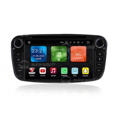 Autoradio GPS Android 8.0 Ford Mondéo (2007-2011)
