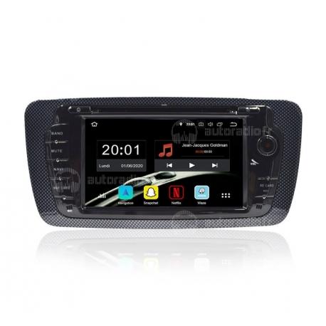 Autoradio GPS Android 8.0 Seat Ibiza
