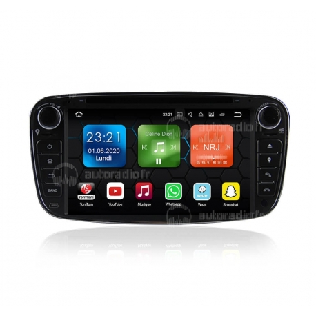 Autoradio GPS Android 8.0 Ford S-Max (2008-2011)