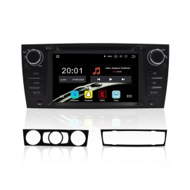 Autoradio GPS Android 8.0 BMW E90 (E91 E92 & E93 2005-2012)