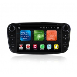 Autoradio GPS Android 9.0 Ford C-Max (2008-2010)