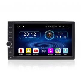 Autoradio GPS Android 8.0 Nissan Patrol (2004-2010)