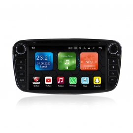 Autoradio GPS Android 8.0 Ford Galaxy (2010-2011)