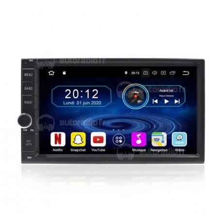 Autoradio GPS Android 8.0 Nissan Pathdinder (2005-2010)