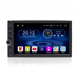 Autoradio GPS Android 8.0 Nissan MP300 (2001-2011)