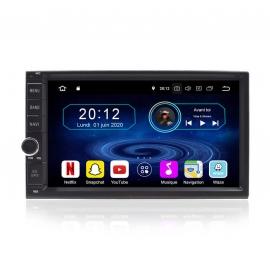 Autoradio GPS Android 8.0 Nissan X-Trail (2001-2011)