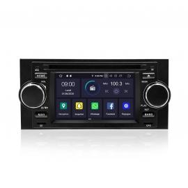 Autoradio GPS Android 8.0 Jeep Grand Cherokee