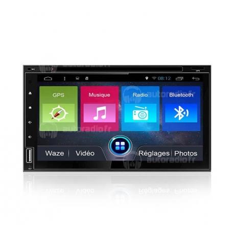Autoradio GPS 2 DIN Android 9.0
