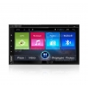 Autoradio android 2 din bluetooth avec lecteur DVD