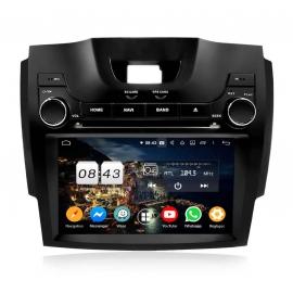 Autoradio GPS Android 9.0 Chevrolet Isuzu D-max (2013-2014)