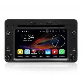 Autoradio GPS Alfa 159 sous Android 8.0 (2005-2017)
