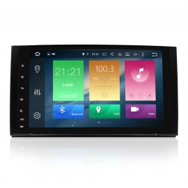 Autoradio GPS Android 8.0 Mercedes Benz A-W169 (2004-2011)