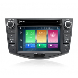 Autoradio GPS Android 8.0 Toyota RAV4 (2006-2012)