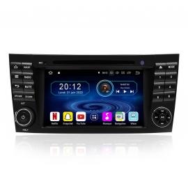Autoradio GPS Android 9.0 Mercedes G-Classe W463 (2005-2010)