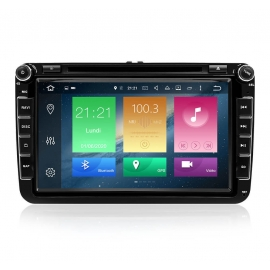 Autoradio GPS Android 9.0 VW Touran (2003-2013)