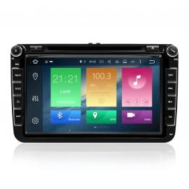 Autoradio GPS Android 9.0 VW Jetta (2005-2013)