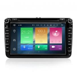 Autoradio GPS Android 9.0 VW Amarok (2010-2013)