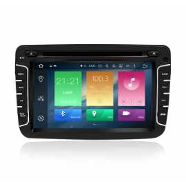 Autoradio GPS Android 8.0 Renault Duster (2010-2017)